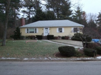 front yard and exterior before
